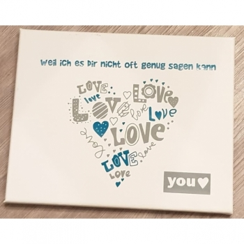 "Kaufen Plottervorlage Plotterdatei Herz ""Love you"" SVG PNG JPG DXF Download Artikel. Bild 18"