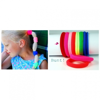 1st. Hair Tie Hair Accessories Pigtail Holder Pink Blue Red Hair Accessories Elegant Hair Accessories Simple Hair Tie for Girls Hair Accessories Communion