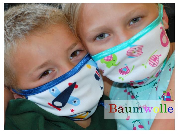Kinder Und Mundschutz
